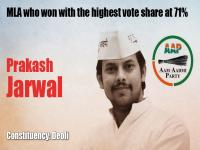 Amazing stats from Delhi polls: 55 AAP MLAs won with more than 50% vote share