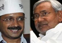 It's a date: Kejriwal invites Bihar CM Nitish Kumar for lunch