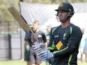Clarke fit, Australia retain unchanged squad for second Ashes Test