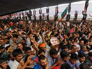 25 crore people, 250 rallies: BJP's plan for Narendra Modi