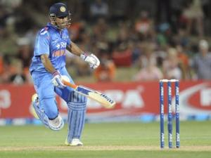 Dhoni happy with tie but rues missed chances to win match