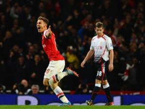 Trouble for Arsenal: Ramsey out four to six weeks