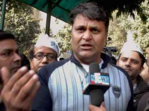 Rift in AAP? MLA Vinod Binny says Delhi govt failing to deliver