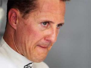 Schumacher's friend says F1 legend is 'out of danger'