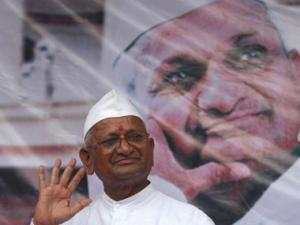 BJP questions Mamata govt's clean image in letter to Anna Hazare