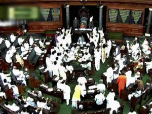 BJP demands high-level probe into Lok Sabha blackout
