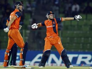Netherlands create 'new memory' after brilliant World T20 win