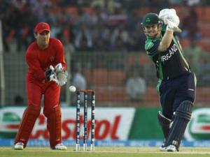World Cup T20: Ireland upsets Zimbabwe in last-ball thriller