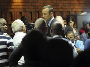 LIVE updates: 'Pistorius randomly fired gun and laughed'