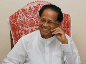 Why does Modi need a safe seat to contest, asks Tarun Gogoi
