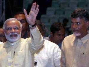 How Chandrababu Naidu is trying to outwit Modi in Andhra Pradesh