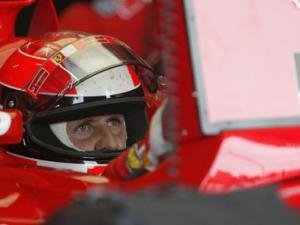 F1 great Schumacher shows 'moments of consciousness and awakening'