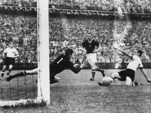 When a blindfolded man denied Spain a World Cup ticket