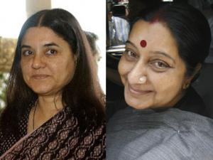 Sushma to Maneka: The women in Narendra Modi's