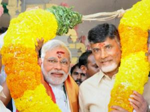 TDP-BJP alliance on the road to victory in Seemandhra