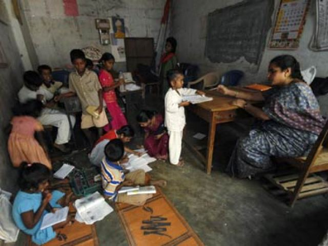 A report said 92 percent of teachers believed that Indian education lacked focus on skill development. Reuters