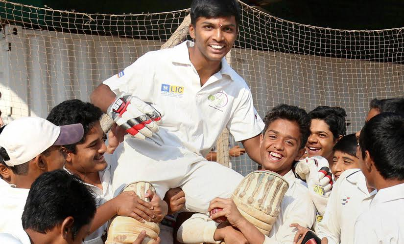 Pranav Dhanawade's 1009 not out broke records at all levels of cricket.