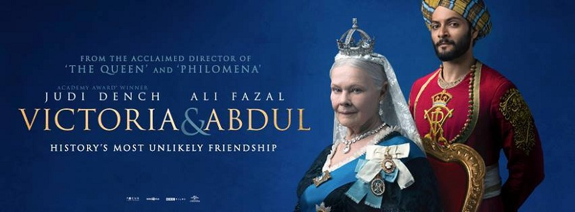 Image result for victoria and abdul poster