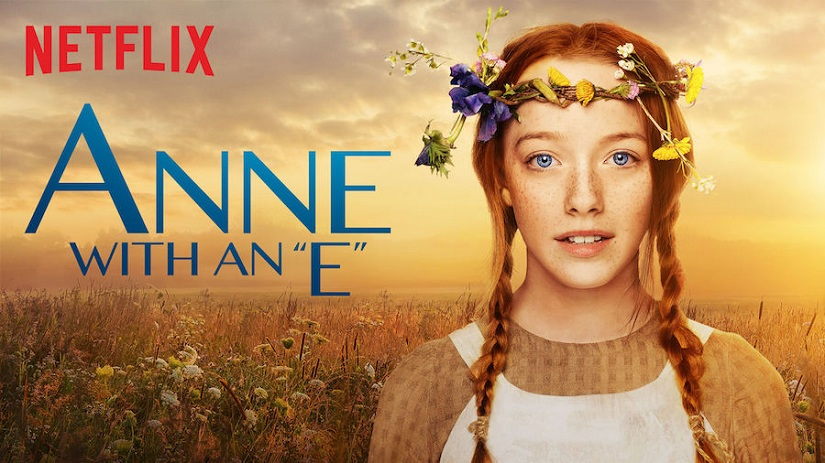 "Image result for Anne with an ""E"" poster"