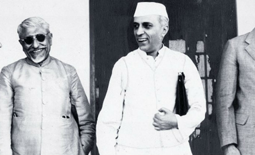 Nehru called institutes of higher education 'temples of modern India'. Twitter @INCIndia