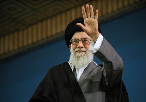 Supreme Leader Ali Khamenei / AP