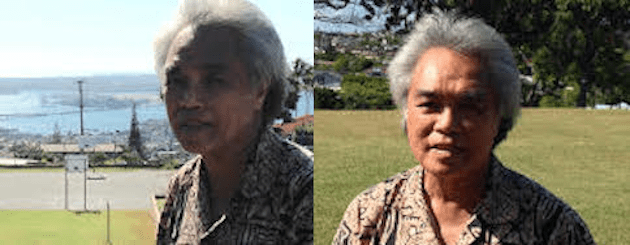 Hawaiian Kingdom Foreign Minister Leon Sui