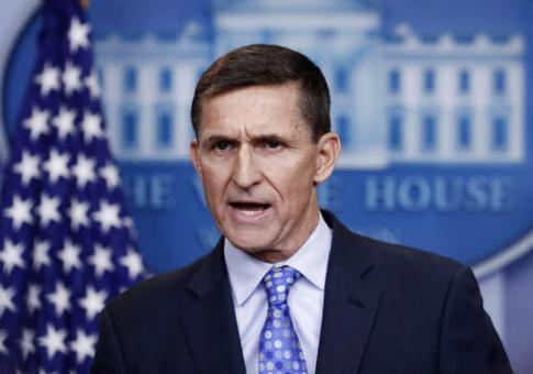 National Security Adviser Michael Flynn / AP
