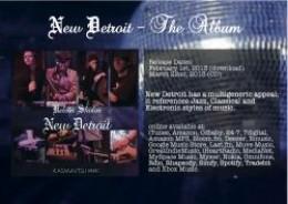 New Detroit Release Details