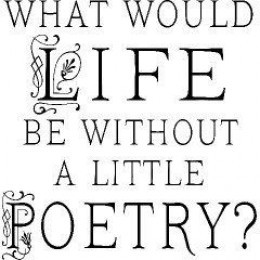 Life without Poetry
