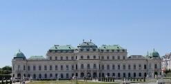 Belvedere, Summer Palace of Prince Eugen von Savoyen.