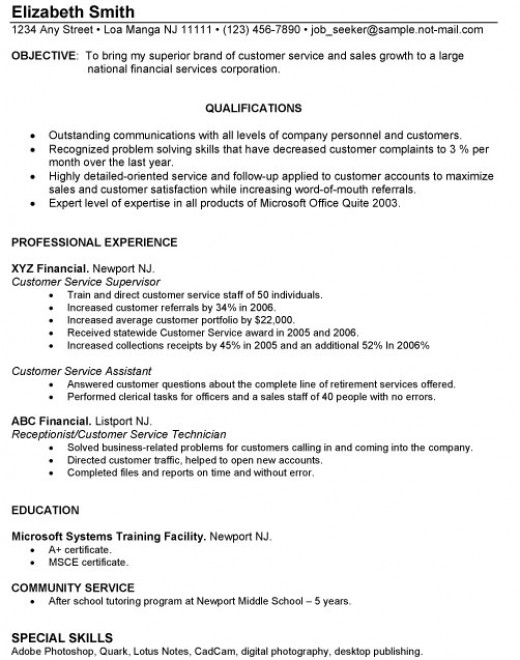 Fake Resume Sample. Experience For Fake Resume Example With