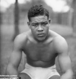 Number Two Boxer of all time - Joe Louis