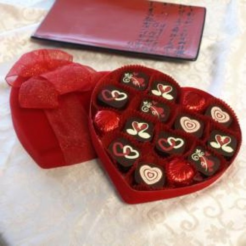 valentines day gift-chocolates