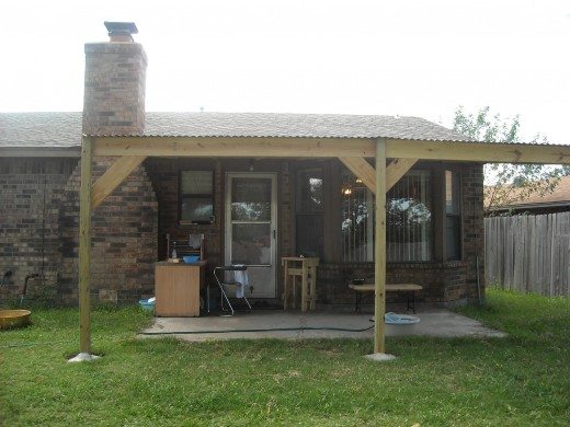 cost to build patio cover