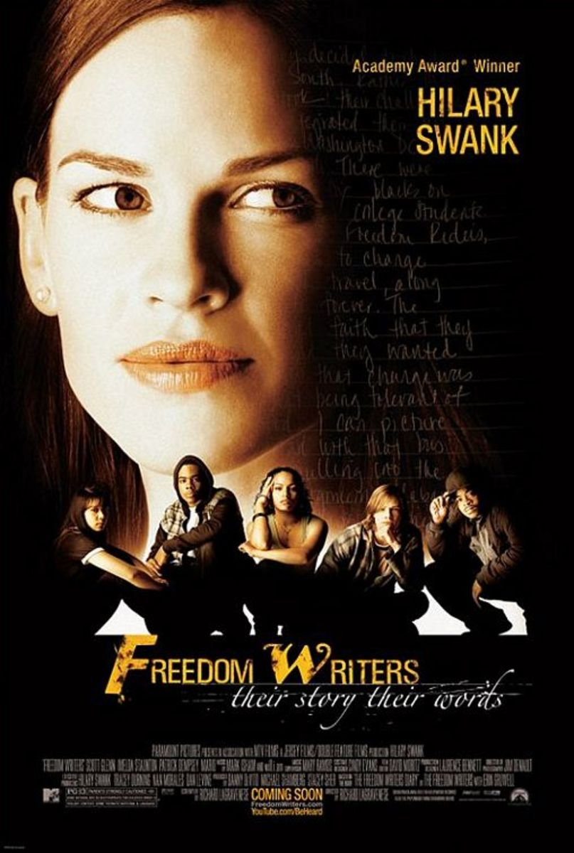 Freedom Writers Movie Poster