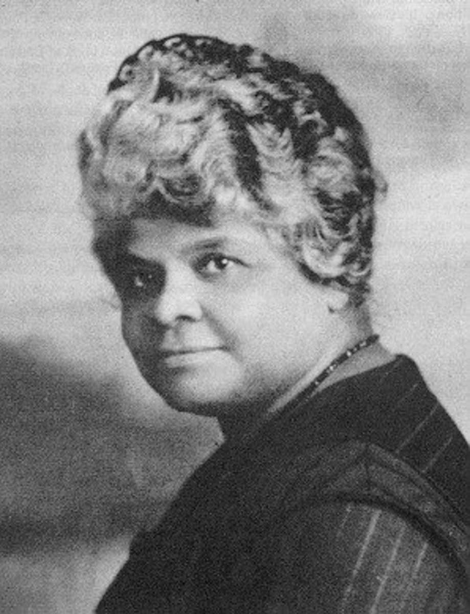 "Ida B.Wells ""stands apart as the most recognizable and effective antilynching crusader in history."""
