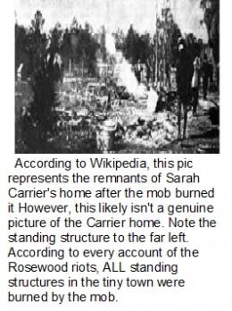 sarah carrier rosewood
