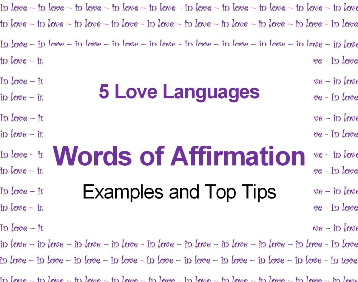 Words Of Affirmation Examples And Top Tips For This Love
