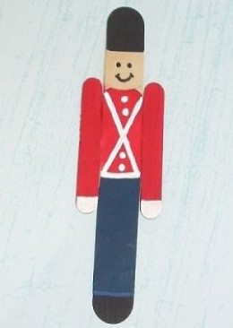 Top 10 Popsicle Stick Christmas Ornament Crafts