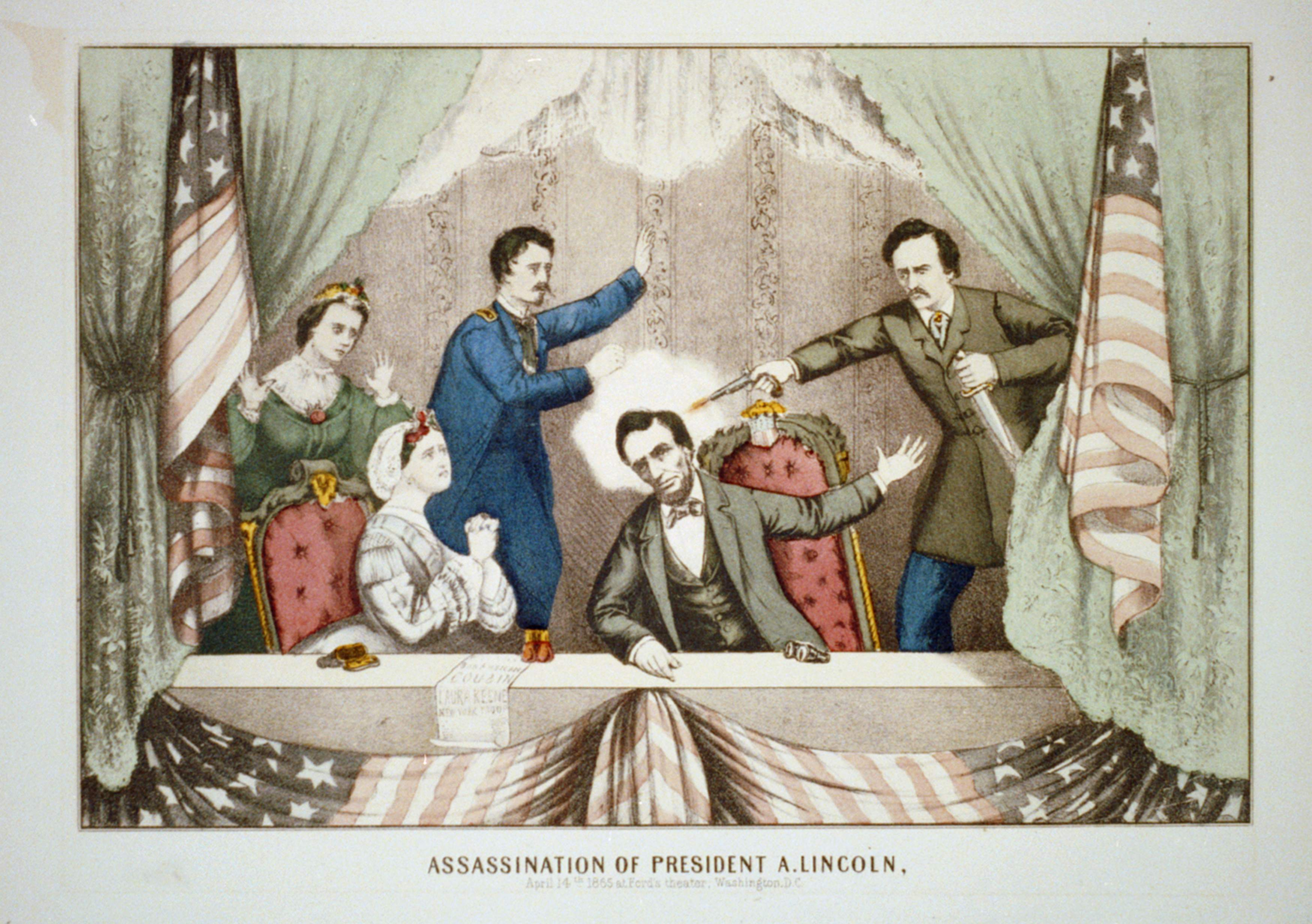 Abraham Lincoln Assassination 10 Facts About John Wilkes