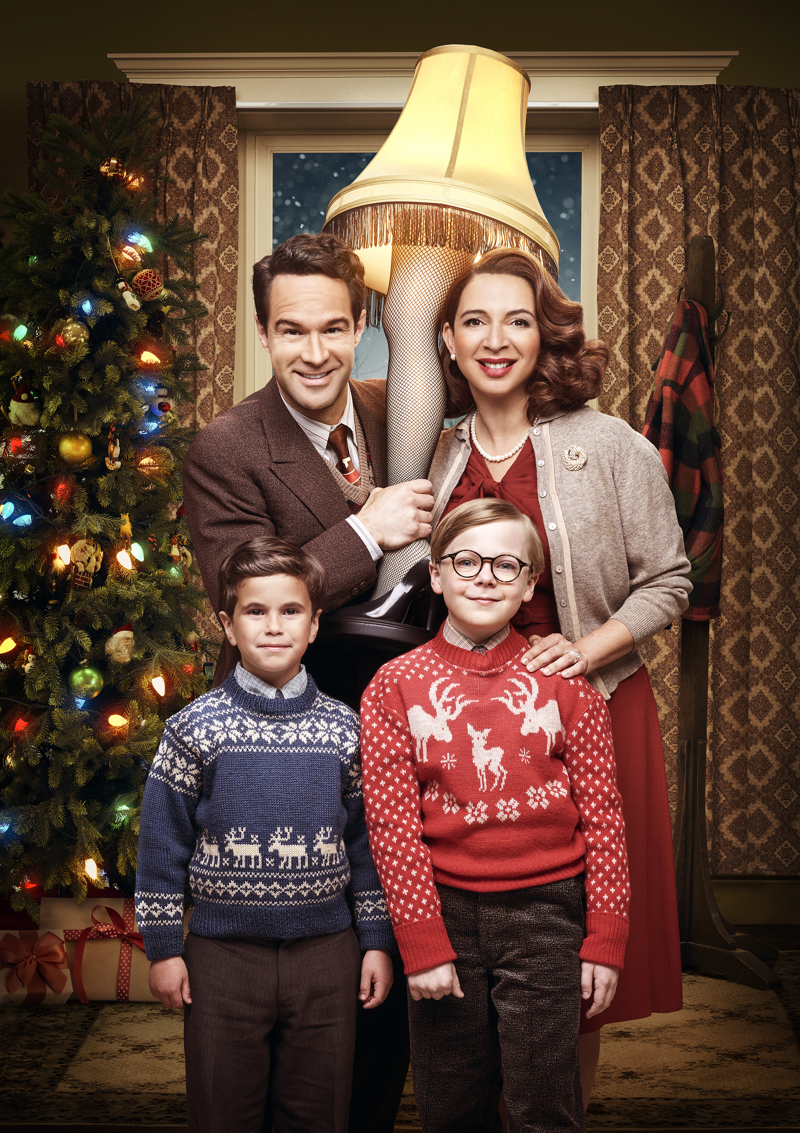 Meet The Cast Of A Christmas Story Live On Fox