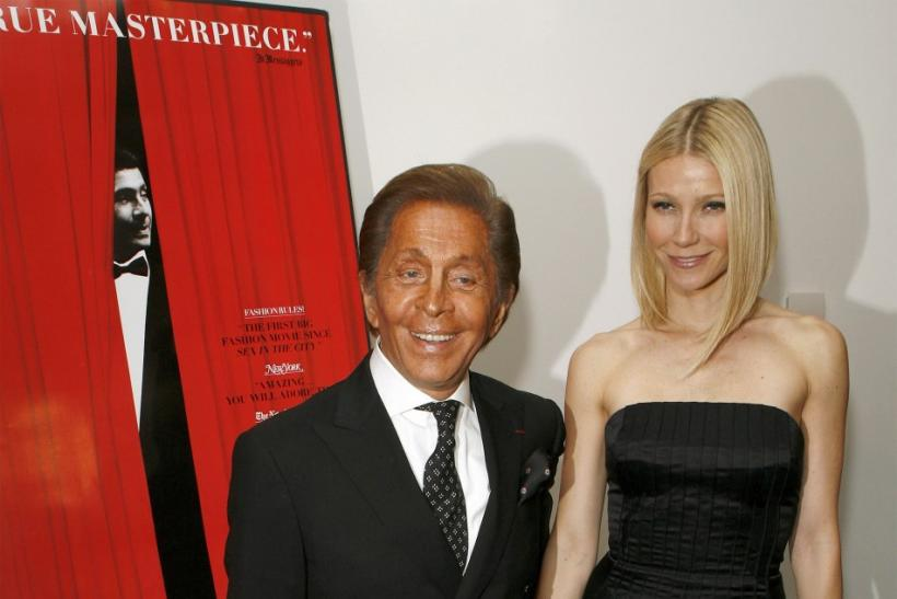 Valentino Clemente Ludovico Garavani - World's top 10 most popular fashion designers