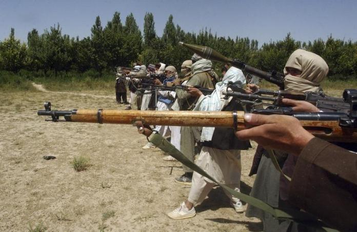 Taliban Fighters, Afghanistan, July 14, 2009