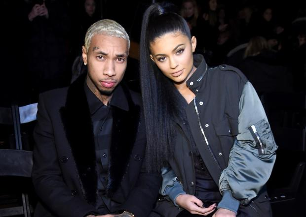 Kylie Jenner Tyga back together