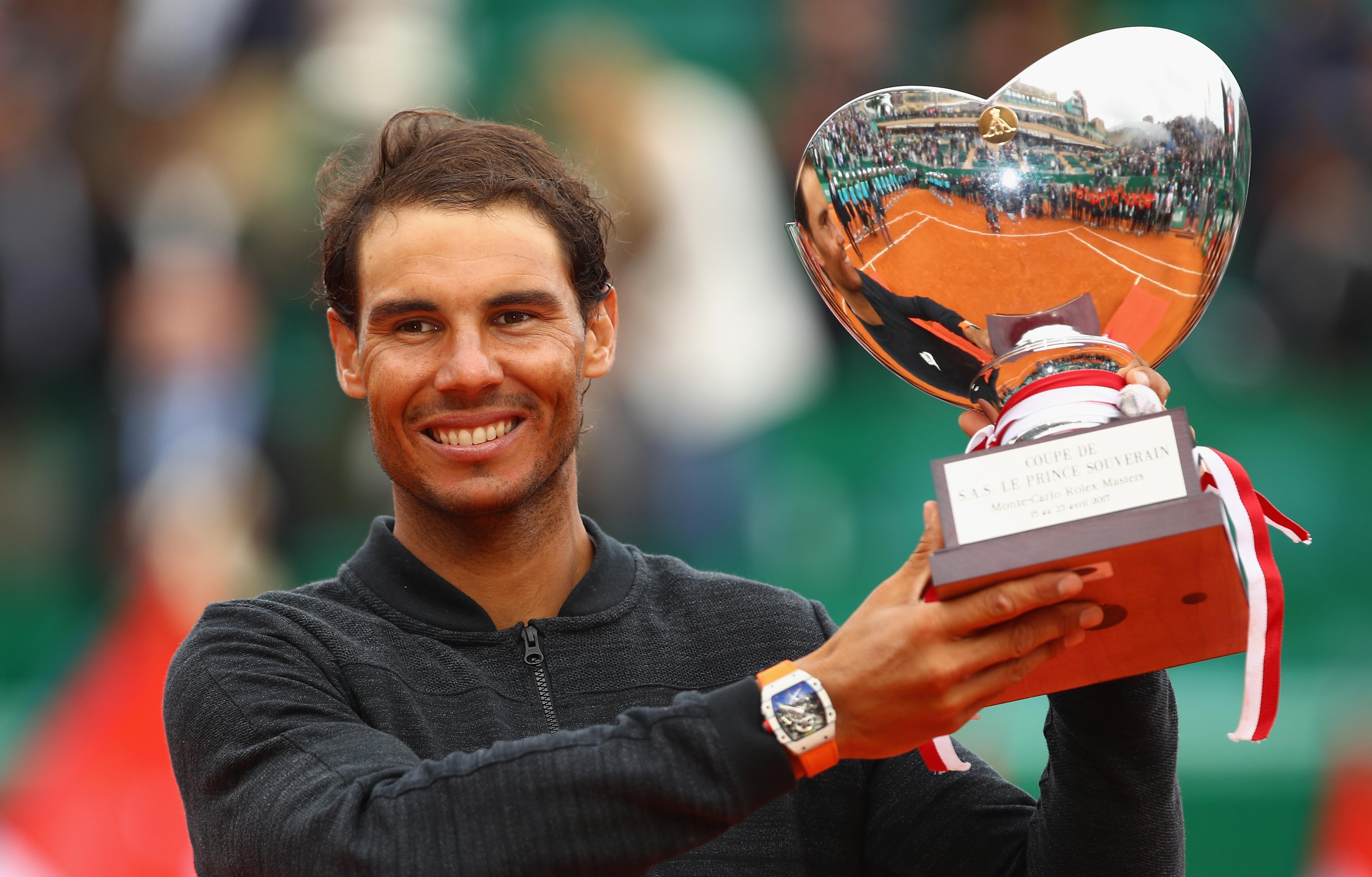 Image result for rafael nadal monte carlo 2018