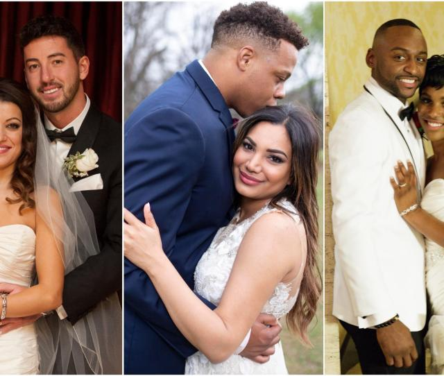 Several Married At First Sight Couples Decided To Divorce From Left Jaclyn Methuen Ryan Ranellone Tristan Thompson Mia Bally Nate Duhon