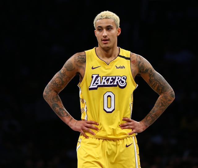 Lakers Rumors Kyle Kuzma Rajon Rondo Could Be Out Of Los Angeles
