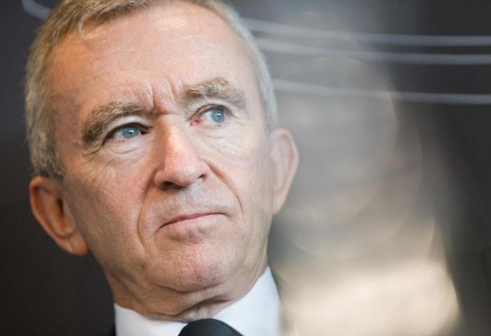 Louis Vuitton's Bernard Arnault Now Worth $100B, Equal To 3% Of France Economy