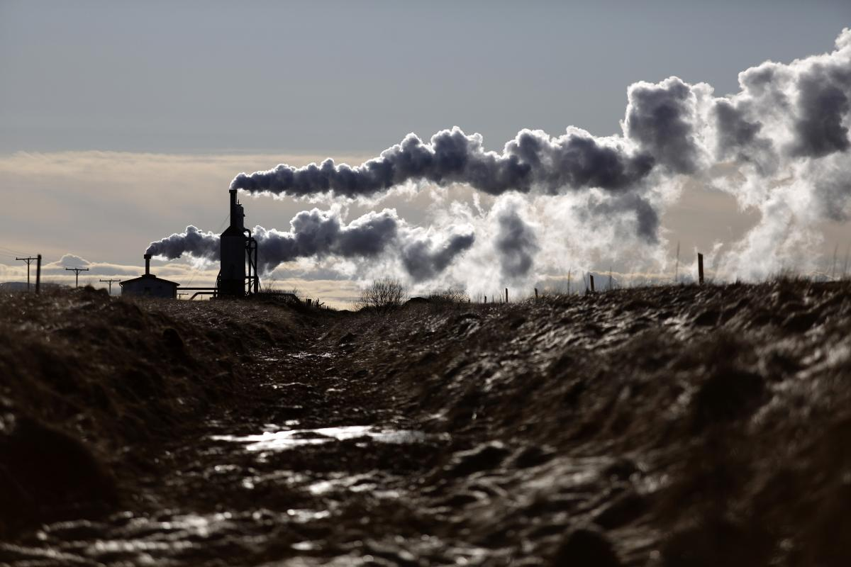 Co2 And Climate Change Human Activity Causes Global