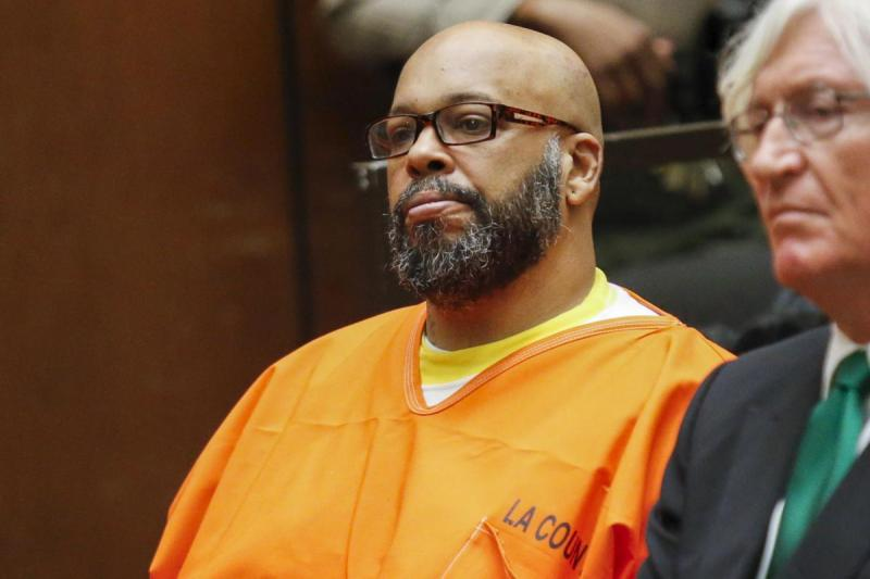 Suge Knight Reportedly Signs Life Rights Over To Ray J: What